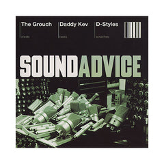 <!--020030923011493-->The Grouch & Daddy Kev & D-Styles - 'Sound Advice' [CD]