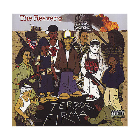 The Reavers - 'Terror Firma' [CD]