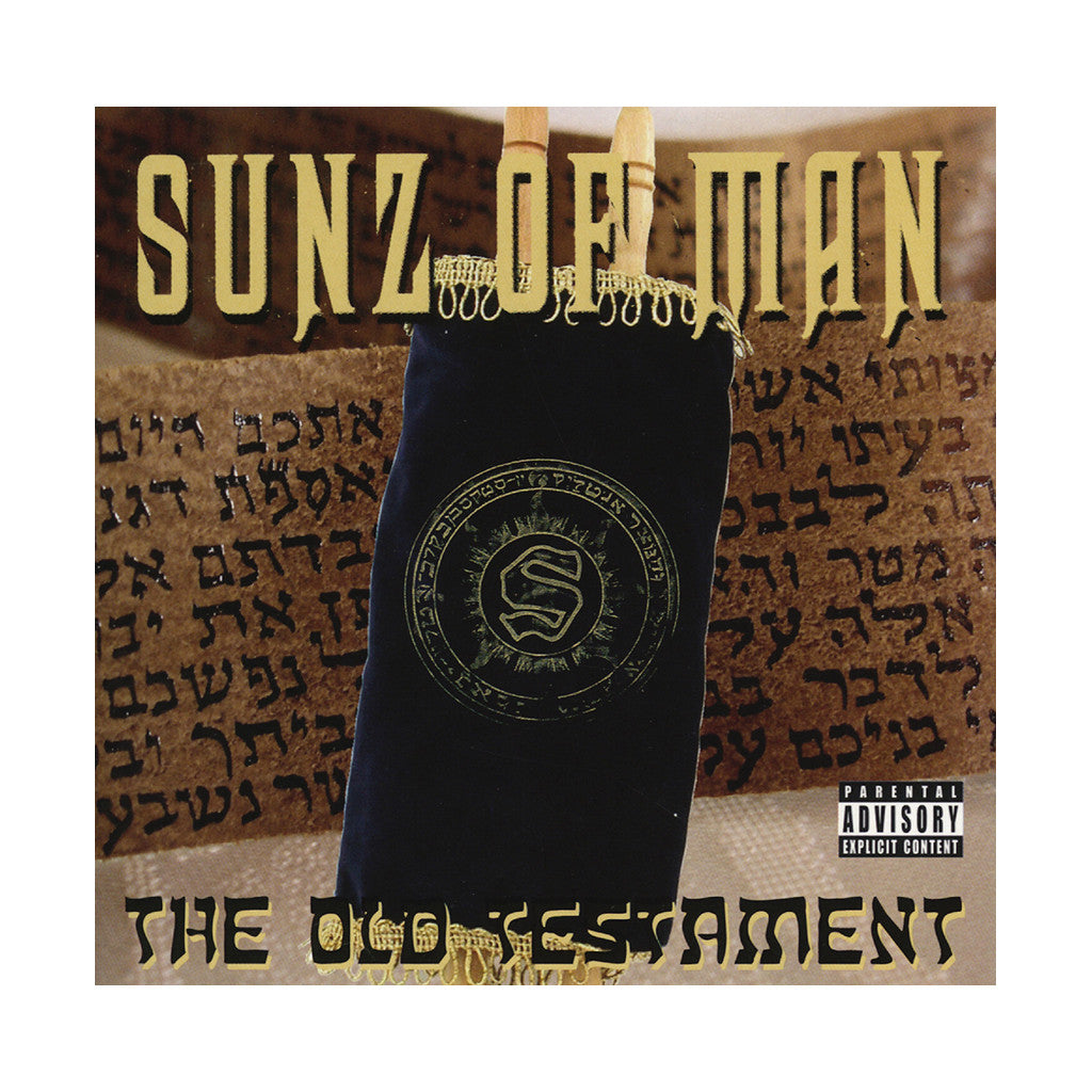 <!--2006040439-->Sunz Of Man - 'The Old Testament' [CD]