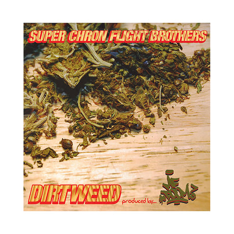 "Super Chron Flight Brothers - 'Dirtweed/ Panama Red/ Circus Maximus' [(Black) 12"""" Vinyl Single]"