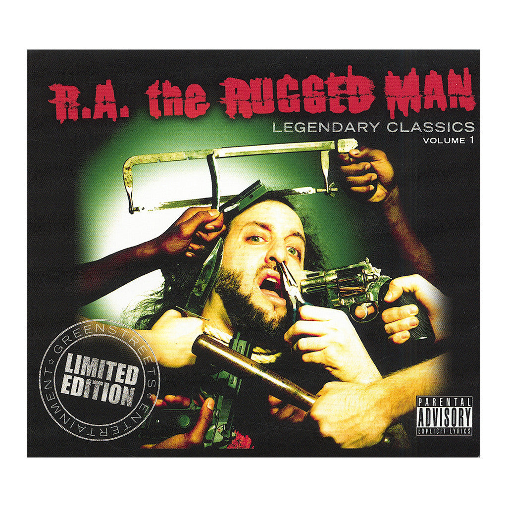 <!--2009102749-->R.A. The Rugged Man - 'Legendary Classics Vol. 1' [CD]