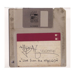 Ayatollah - 'Live From The MPC 60 (Drum Machine + The Quixotic + Cocoon)' [CD [3CD]]