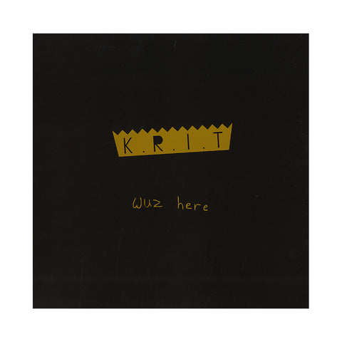 "[""Big K.R.I.T. - 'K.R.I.T. Wuz Here' [(Black) Vinyl [2LP]]""]"