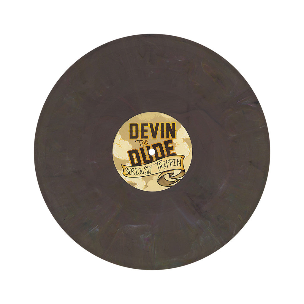 <!--020120807045270-->Devin The Dude - 'Seriously Trippin'' [(Multi-Color Marble) Vinyl EP]