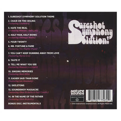 <!--020120925048049-->The Sureshot Symphony Solution - 'Elegant Aggression' [CD [2CD]]
