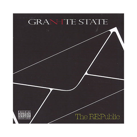 Granite State - 'The Re:Public' [CD]