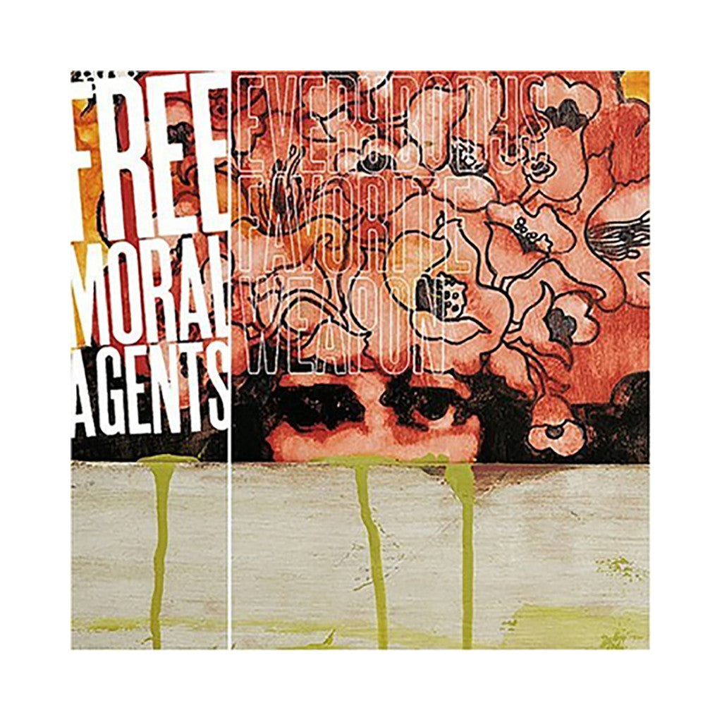 <!--120051108003388-->Free Moral Agents - 'Everybody's Favorite Weapon' [CD]