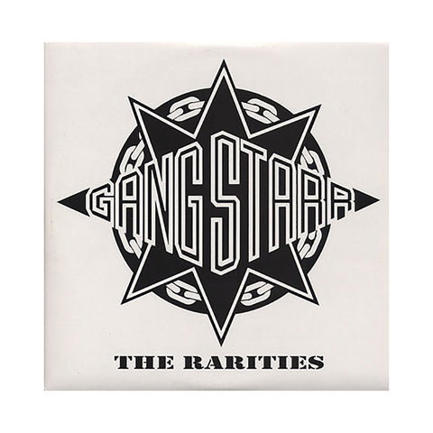 "[""Gang Starr - 'The Rarities' [(Black) Vinyl [2LP]]""]"