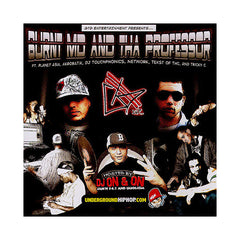 <!--2008062403-->Burnt MD And Tha Professor - 'Burnt MD And Tha Professor' [CD]
