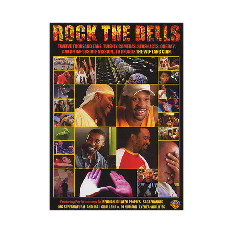 "[""Rock The Bells - 'Rock The Bells 2004' [DVD]""]"