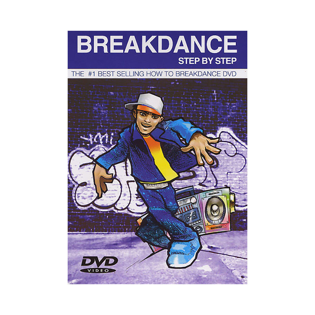 <!--020040101006667-->Breakdance - 'Step by Step' [DVD [2DVD]]