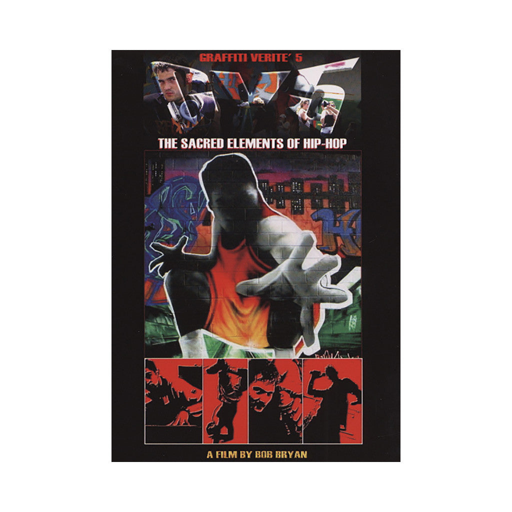 <!--020030101003252-->Graffiti Verite' - 'Vol. 05 (The Sacred Elements Of Hip Hop)' [DVD]
