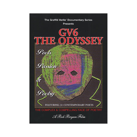 "[""Graffiti Verite' - 'Vol. 06 (The Odyssey)' [DVD]""]"