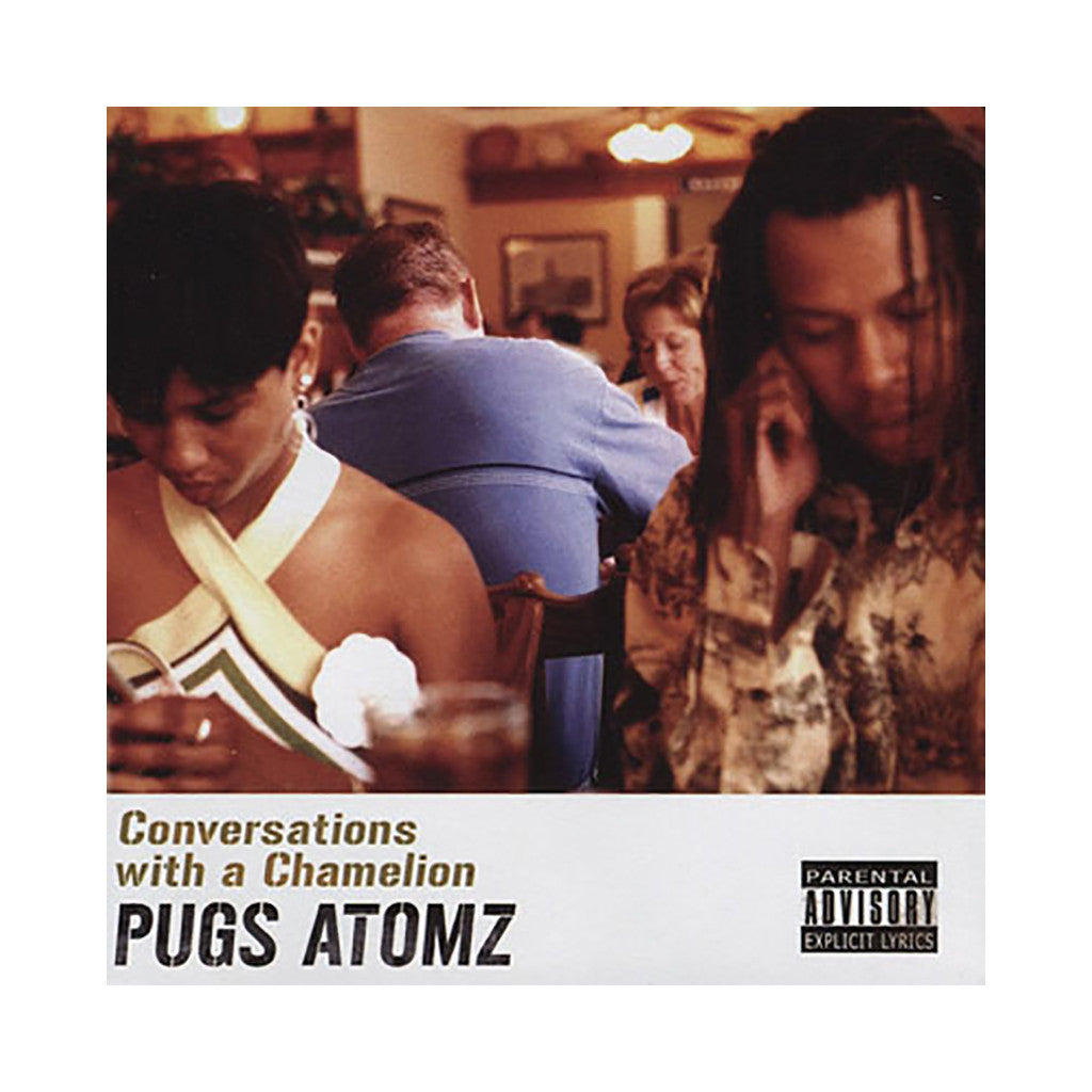 <!--020070918010373-->Pugs Atomz - 'Conversations With A Chamelion' [CD]