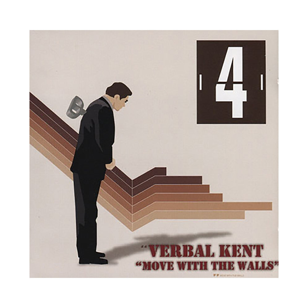 Resultado de imagen para Verbal Kent - Move With The Walls