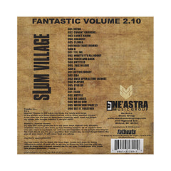 Slum Village - 'Fantastic Vol. 2.10' [(Black) Vinyl [2LP]]