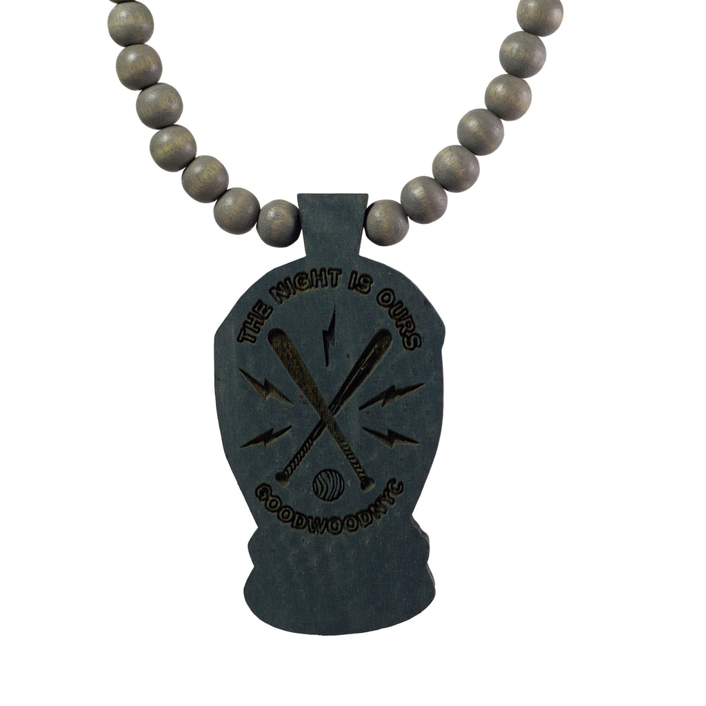<!--020121106051623-->GoodWood - 'Ski Mask' [(Dark Gray) Necklace]
