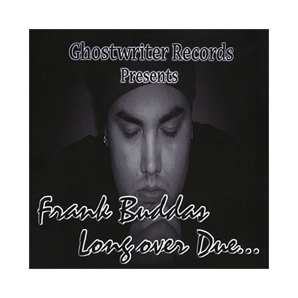 Frank Buddas - 'Long Over Due EP' [CD]