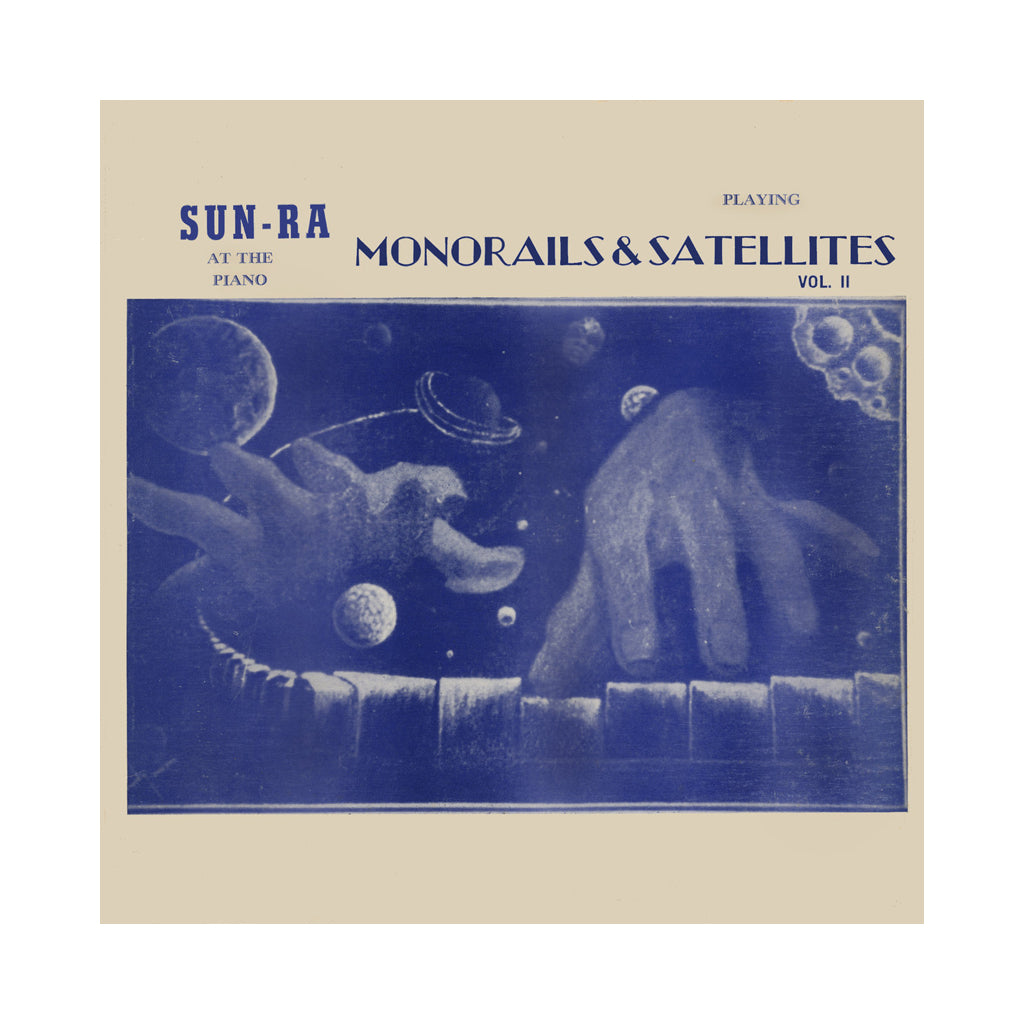 Sun Ra - 'Monorails & Satellites Vol. 2' [CD]