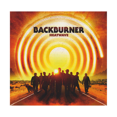 "[""Backburner - 'Heatwave' [CD]""]"
