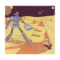 <!--2012051548-->Wordburglar - '3rdBurglar' [CD]