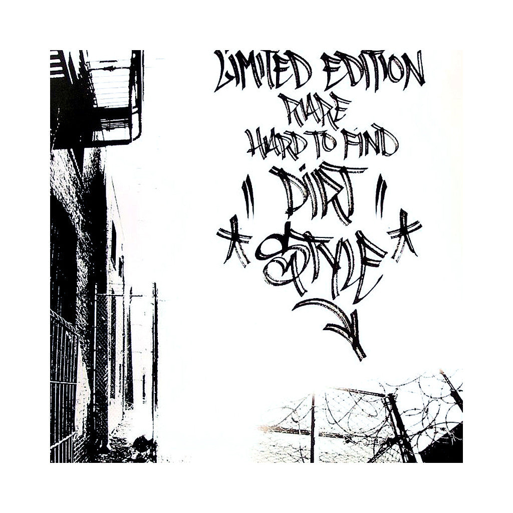 <!--020040217016161-->Dirt Style Records - 'Limited Edition, Rare, Hard To Find Dirt Style' [(Black) Vinyl LP]