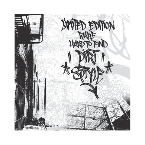"[""Dirt Style Records - 'Limited Edition, Rare, Hard To Find Dirt Style (25th Anniversary Edition)' [(Black & Red) 7\"" Vinyl Single]""]"