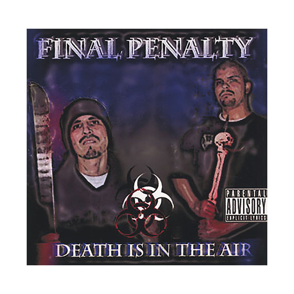 <!--020100309022759-->Final Penalty - 'Death Is In The Air' [CD]