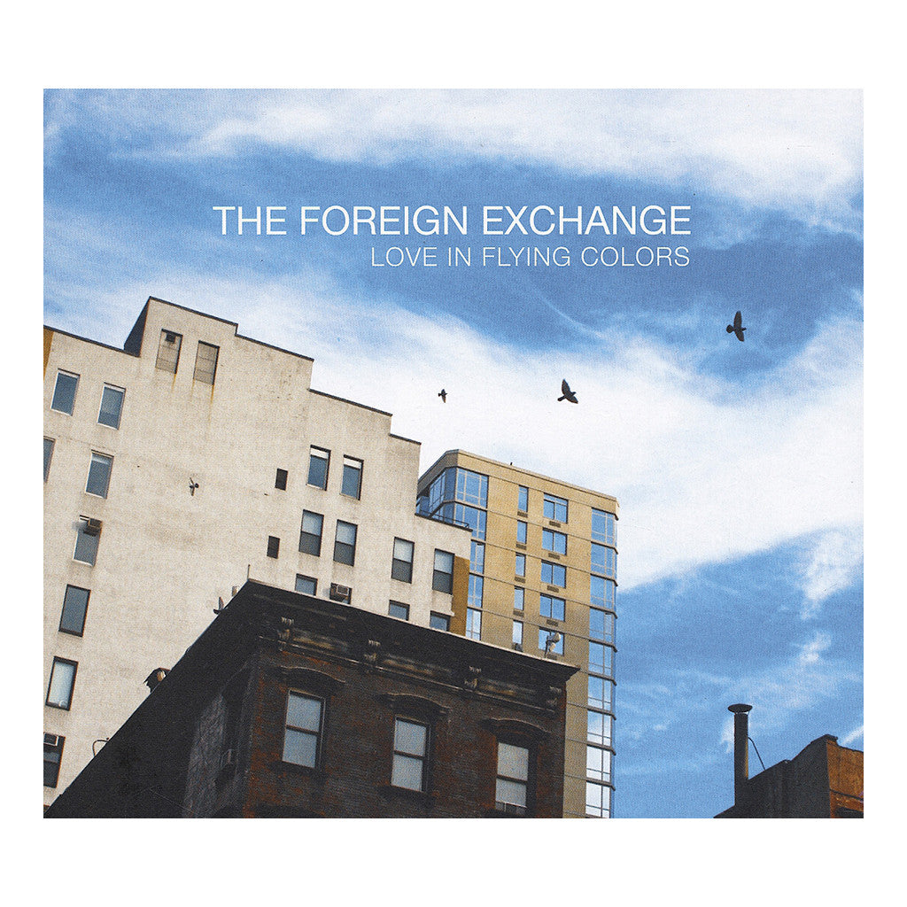 <!--120130924058853-->The Foreign Exchange - 'Love In Flying Colors' [CD]