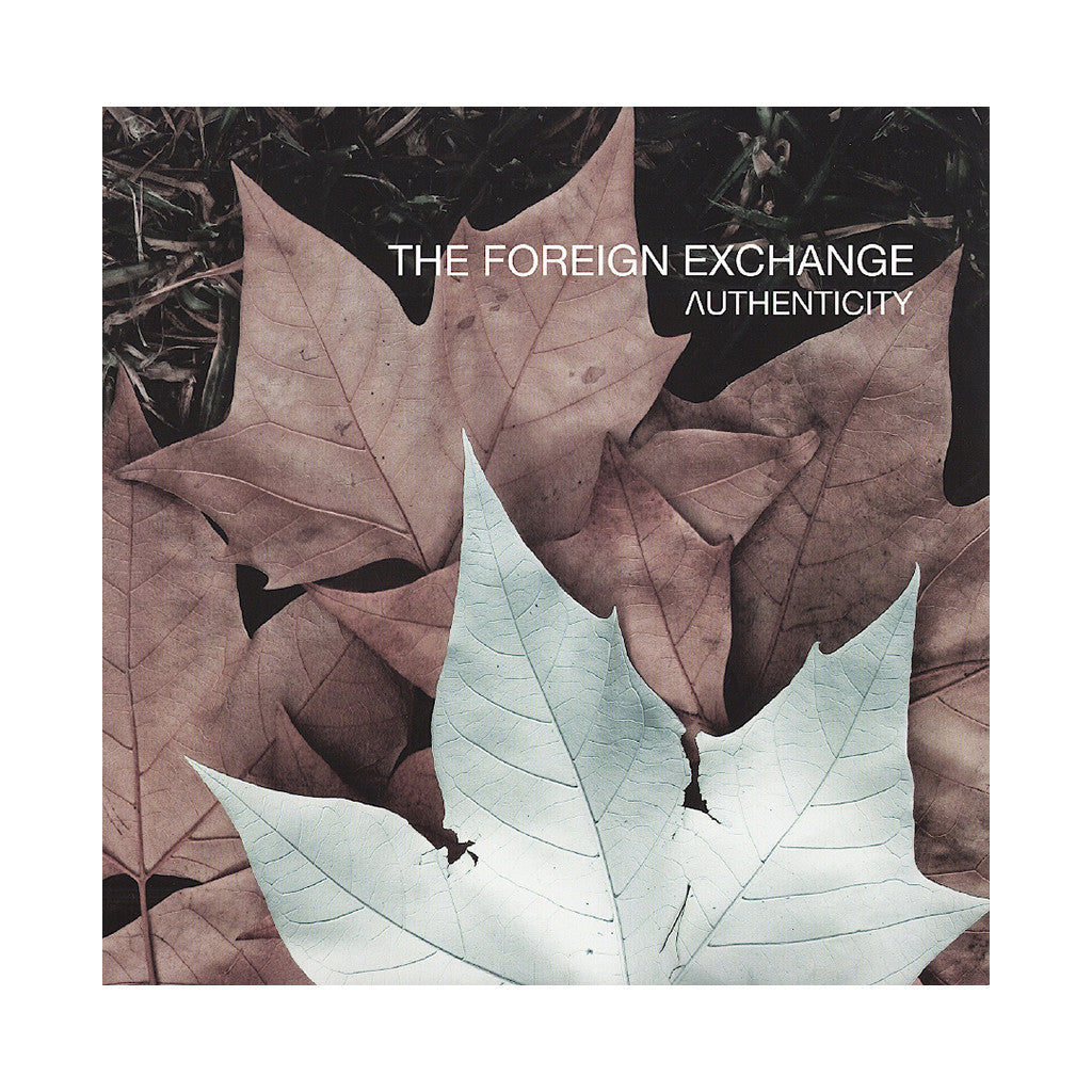 <!--020101109023960-->The Foreign Exchange - 'Authenticity' [(Black) Vinyl [2LP]]
