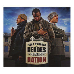 <!--120110322027633-->Zion I - 'Heroes In The Healing Of The Nation' [CD]
