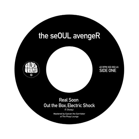 "[""The Seoul Avenger x Idio - 'NastySeoul Vol. 2' [(Black) 7\"" Vinyl Single]""]"