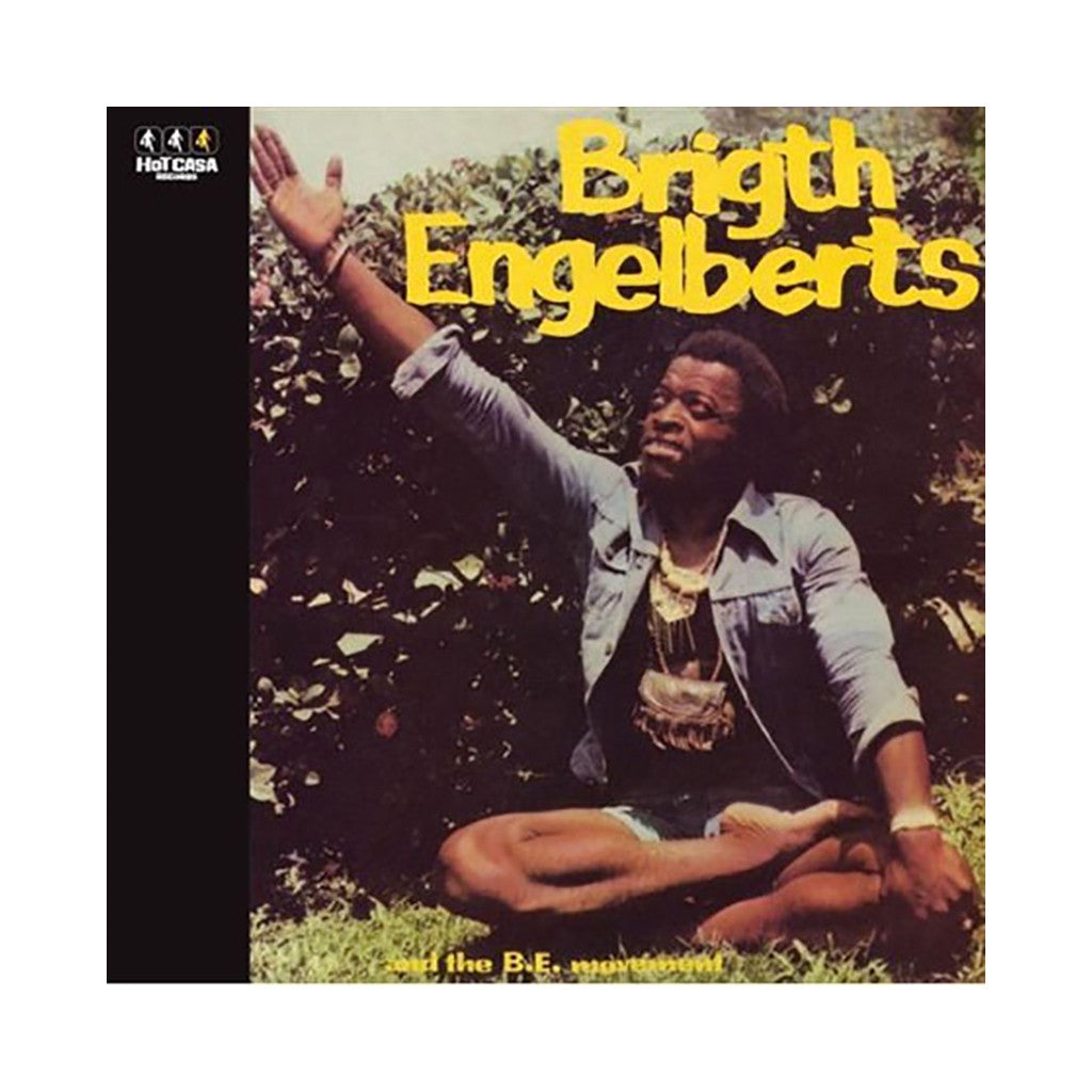 Brigth Engelberts & The B.E. Movement - 'Tolambo Funk' [CD]