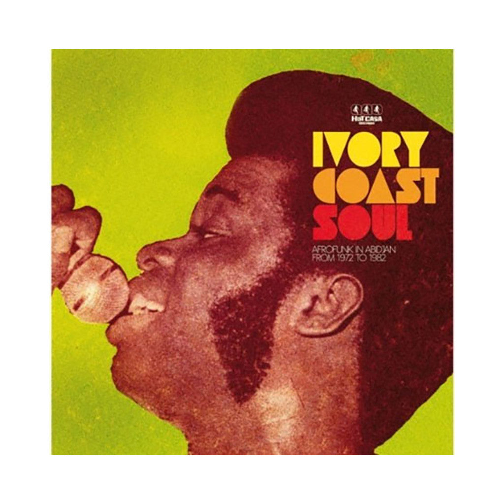 <!--020111206000269-->Various Artists - 'Ivory Coast Soul' [(Black) Vinyl LP]