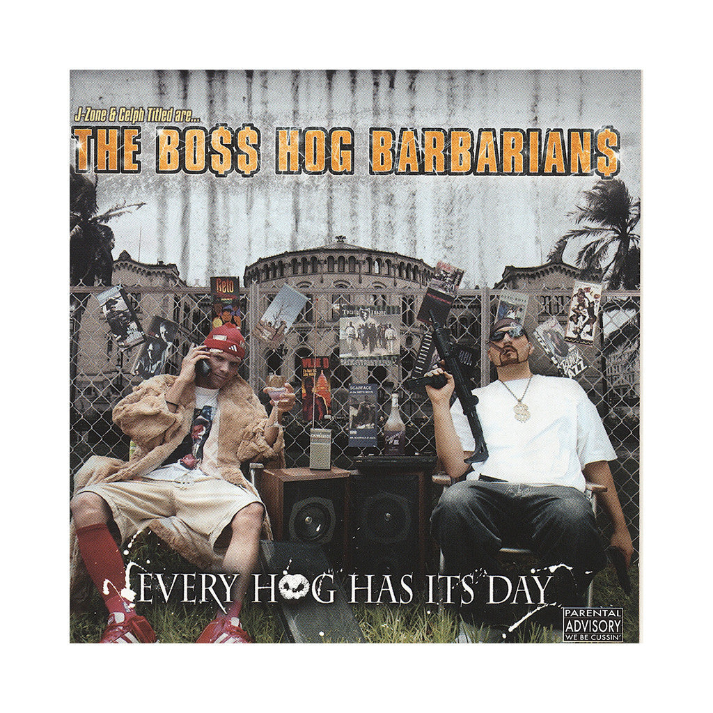 <!--2006021647-->Boss Hog Barbarians - 'Celph Destruction' [Streaming Audio]