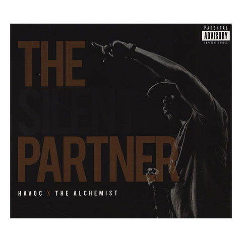 "[""Havoc & The Alchemist - 'The Silent Partner' [CD]""]"