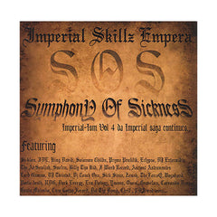 <!--2011030358-->Imperial Skillz Empera - 'Symphony Of Sickness' [CD]