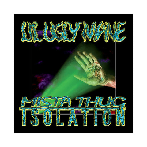 Lil Ugly Mane - 'Mista Thug Isolation' [(Neon Green) Vinyl [2LP]]