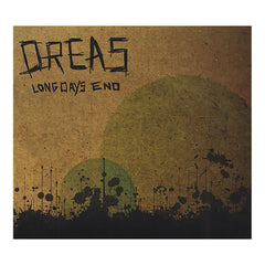 Dreas - 'Long Days End' [CD]