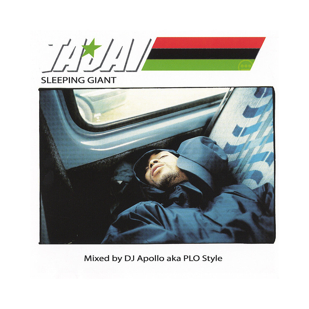 <!--020030601000946-->Tajai (Mixed By: DJ Apollo) - 'Sleeping Giant' [CD]
