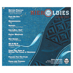<!--020010101003155-->Hieroglyphics - 'Hiero Oldies Vol. 2' [CD]