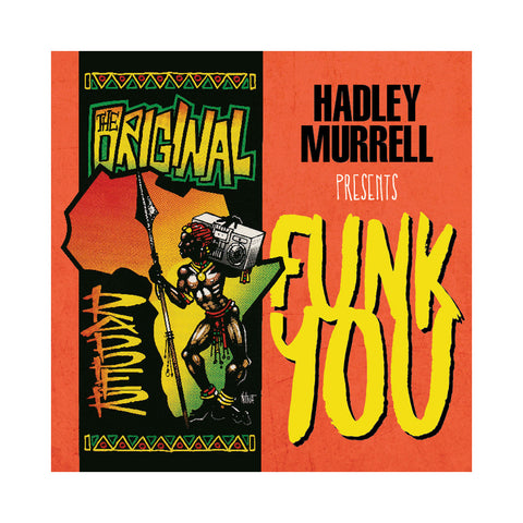Various Artists (Hadley Murrell Presents) - 'Funk You ' [CD]