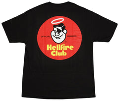 <!--2012072449-->Hell Fire Canyon Club - 'Official Member' [(Black) T-Shirt]