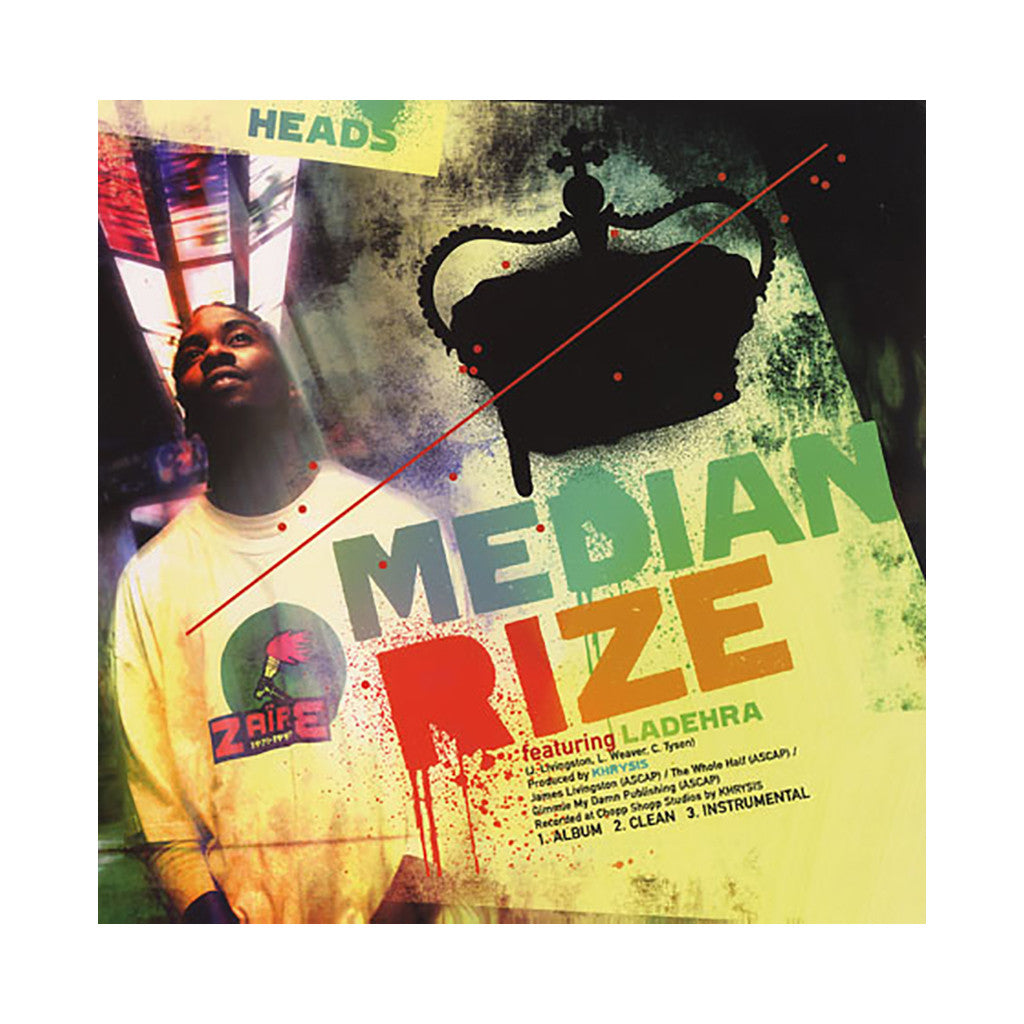 <!--2007071301-->Median - 'Rize' [Streaming Audio]