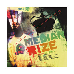 "<!--2007050803-->Median - 'Rize/ Love Again/ How Big Is Your World?' [(Black) 12"" Vinyl Single]"