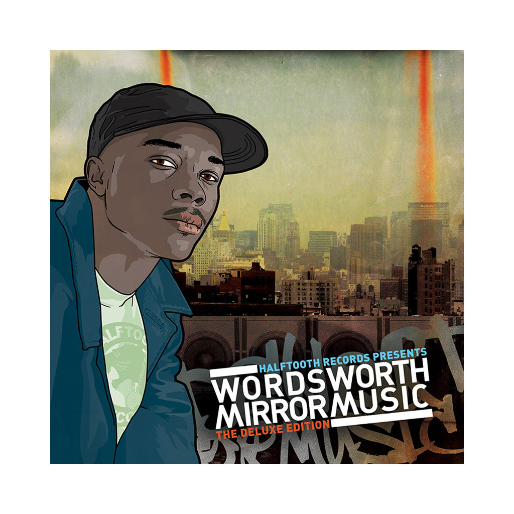 <!--2002121743-->Wordsworth - 'On Your Feet' [Streaming Audio]