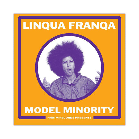 "[""Linqua Franqa - 'Model Minority' [(Black) Vinyl LP]""]"