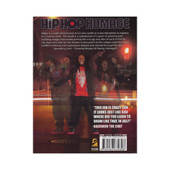 <!--020100824023234-->Eklipz - 'Hip Hop Homage: The Art Of Eklipz' [Book]