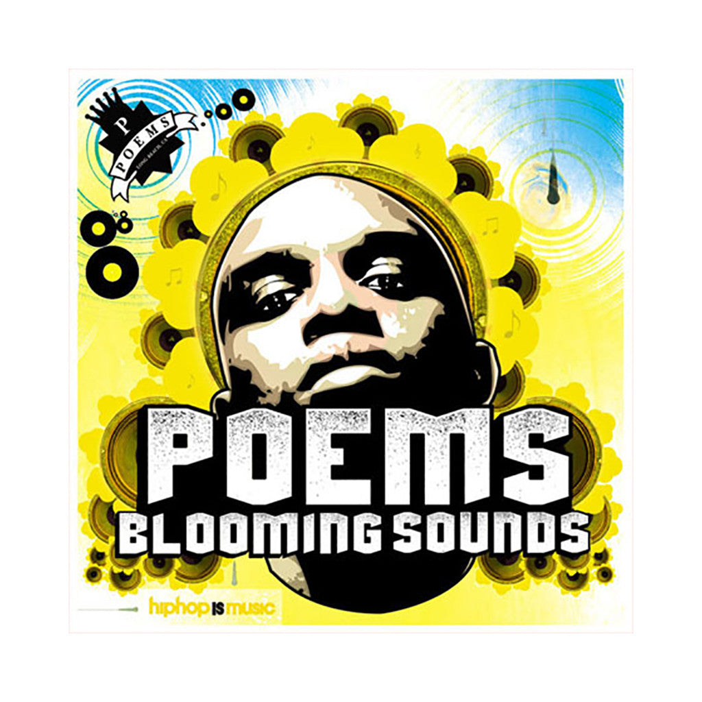<!--2008012218-->Poems - 'Blooming Sounds' [CD]