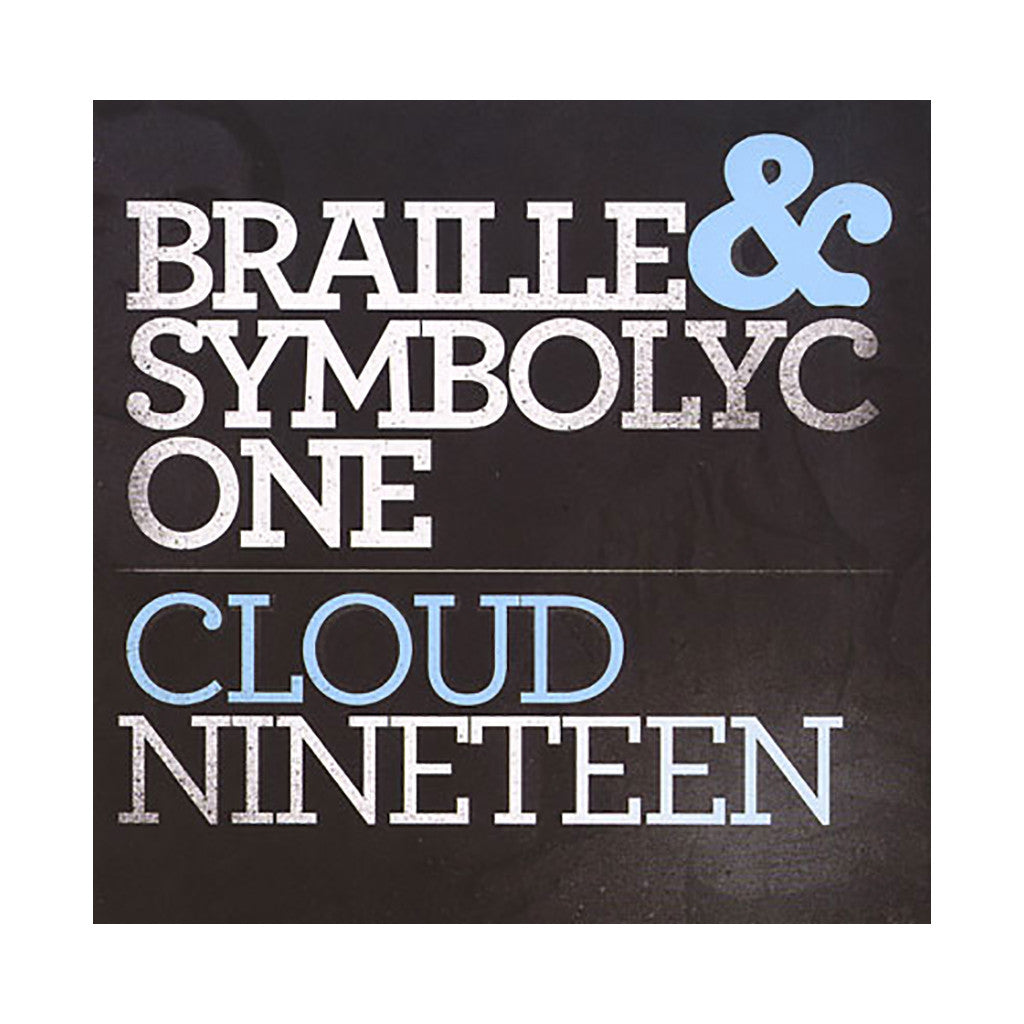 <!--2009020620-->Braille & S1 - 'Megaphone Phonics' [Streaming Audio]